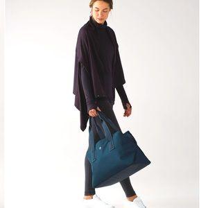 Lululemon Go Getter Bag BLACK like new